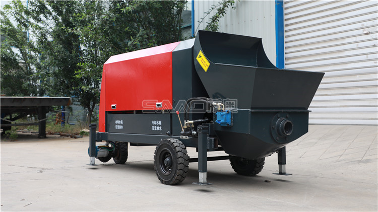 混凝土输送泵压力不足很常见,一份改造指南都能解决